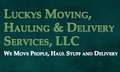 Lucky's Moving, Hauling & Delivery Services, LLC, Port Charlotte