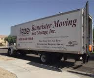 Bannister Moving & Storage, Phoenix