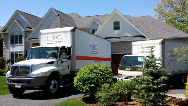Hop Moving LLC, Newton