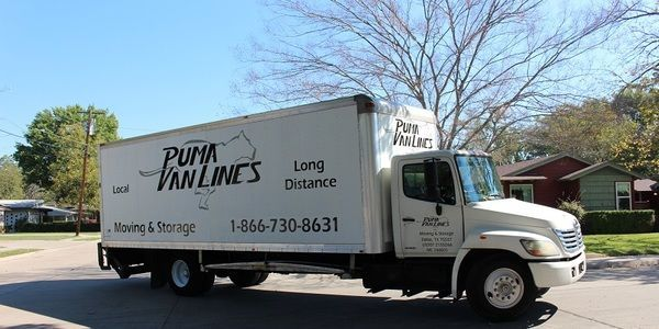 Puma Van Lines - DC, Washington