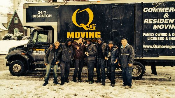 Q's Moving Corp, Whitestone