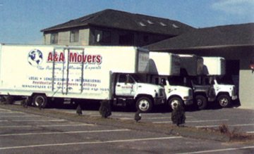 A A Movers, Manchester