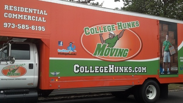 College Hunks Moving (NC), Wake Forest