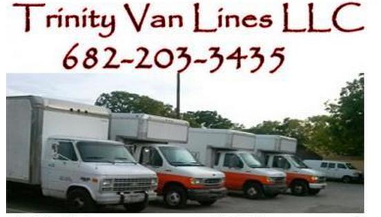 Trinity Van Lines, LLC, Arlington