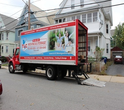 TLC Moving & Storage, Charlestown