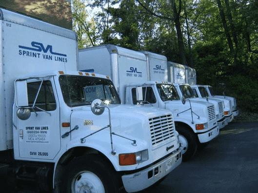 Sprint Van Lines, Laurel