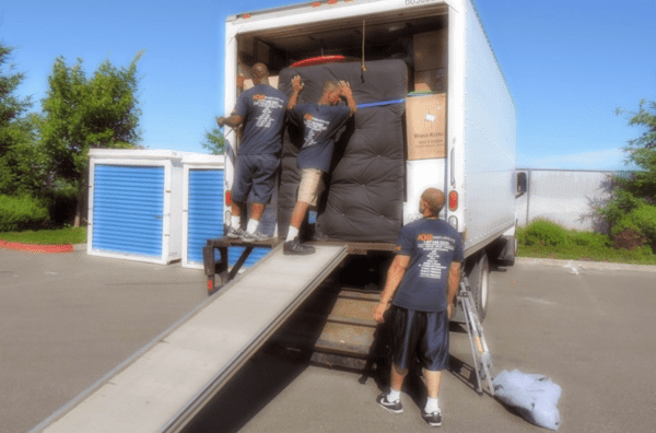 Acme Moving Labor, Kent