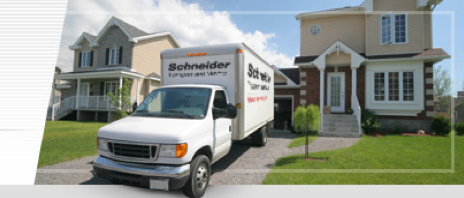 Schneider Transport and Moving, Paterson