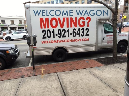 Welcome Wagon Moving, Kearny