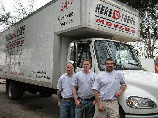 Here To There Movers - Indianapolis, Indianapolis