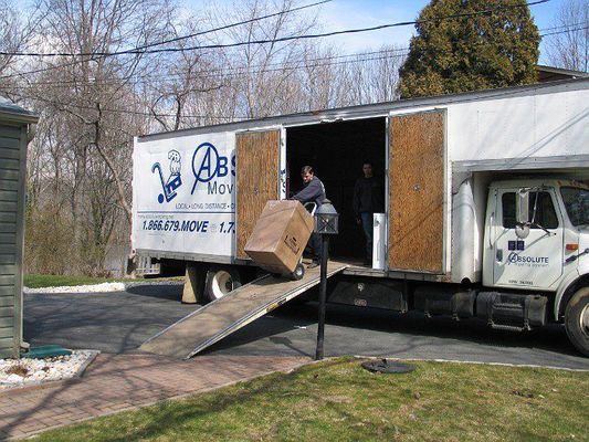 Absolute Moving Co. Inc., Tinton Falls