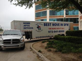 Best Move in Texas, Inc., Garland