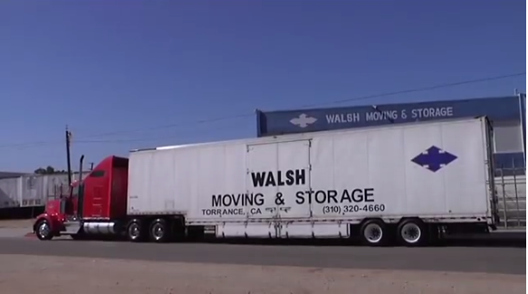 Walsh Moving and Storage, Torrance