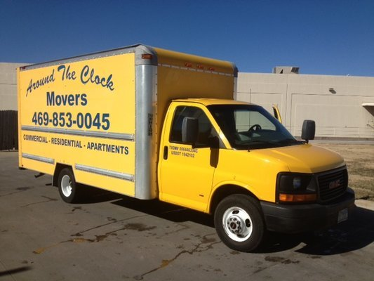 Around the Clock Movers, Mesquite