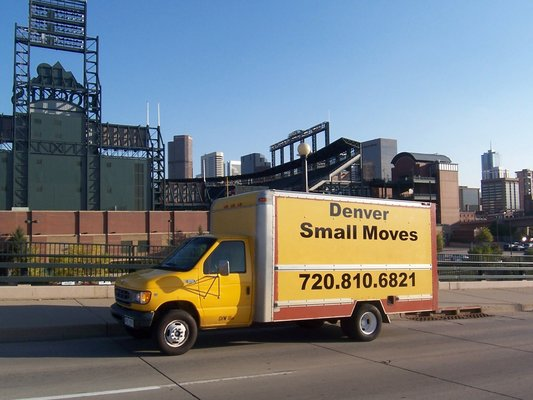 Denver Small Moves, LLC, Denver