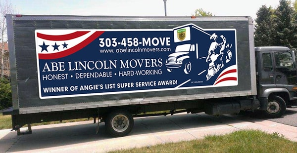 Abe Lincoln Movers, Denver