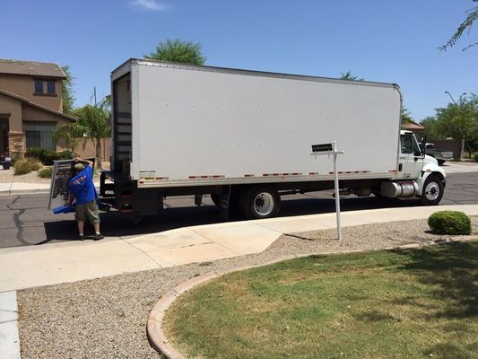 A&C Brothers Moving & Storage, Phoenix