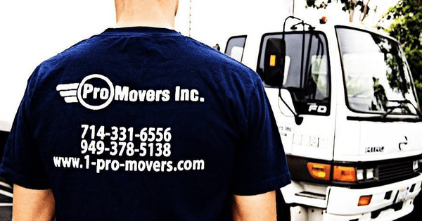 Pro Movers Inc., Los Angeles
