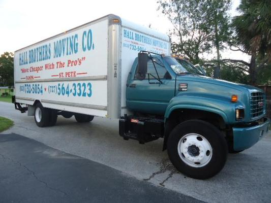 Hall Brothers Moving, Pinellas Park