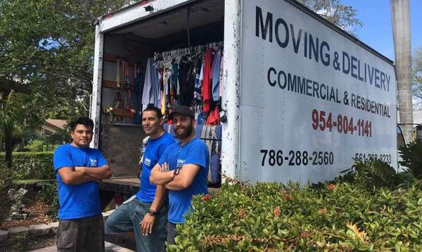King Moving & Delivery, Hollywood