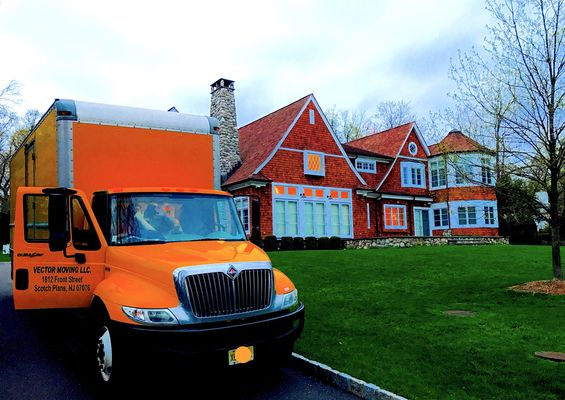 Vector Moving, Scotch Plains