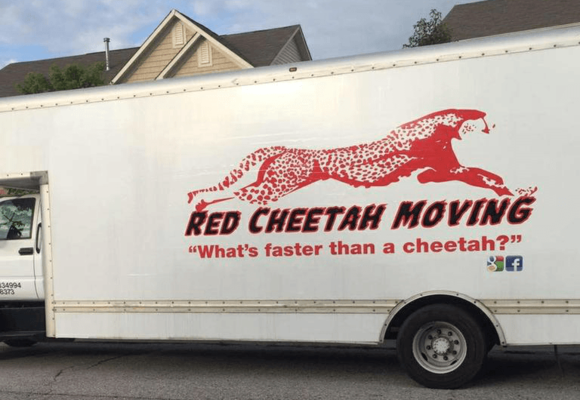 Red Cheetah Moving, Indianapolis