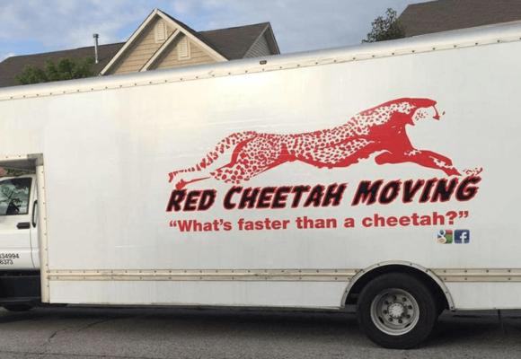 Red Cheetah Moving, Indianapolis