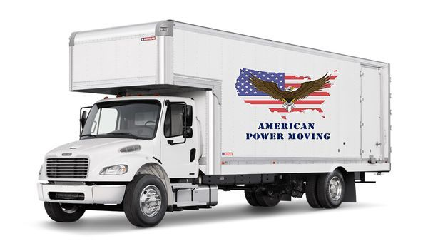 American Power Moving Inc, Brooklyn