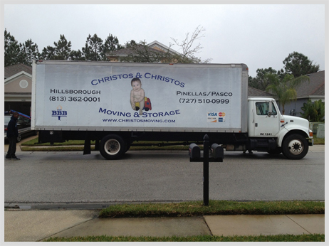 Christos & Christos Moving and Storage LLC, Tampa