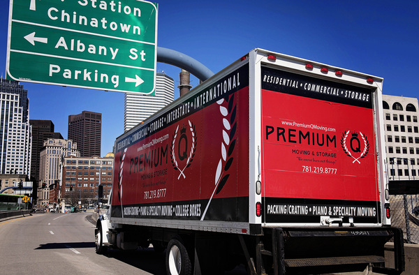 Premium Q Moving & Storage, Medford