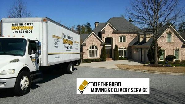 Tate the Great Moving Company LLC, Fayetteville