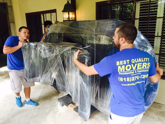 Best Quality Movers, Encino