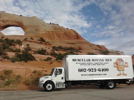 Muscular Moving Men, LLC, Phoenix