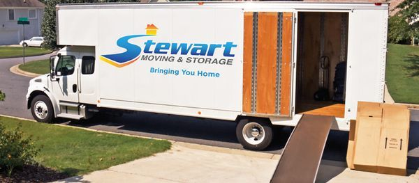 Stewart Moving and Storage - Raleigh, Raleigh