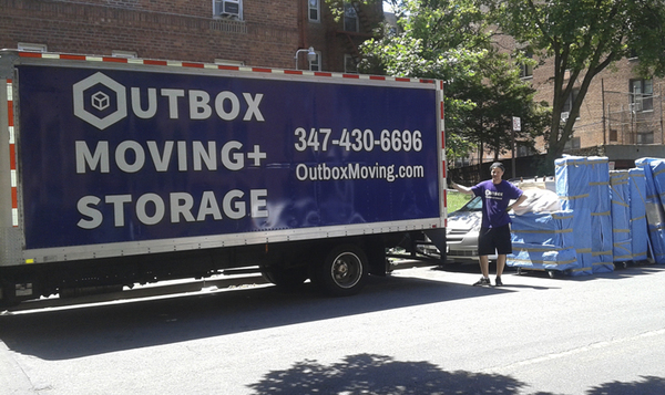 Outbox Moving & Storage, Brooklyn