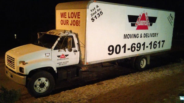 Tri-State Logistics Moving & Delivery, Memphis