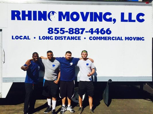 RHINO MOVING, LLC, San Diego