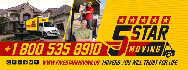 5 STAR MOVING COMPANY, San Jose