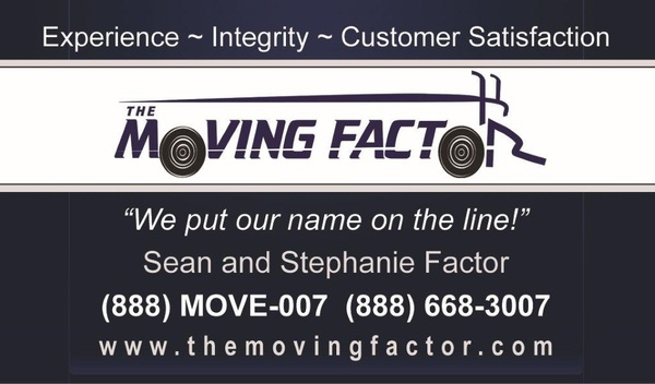 The Moving Factor, Haltom City