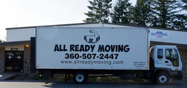 All Ready Moving, Tumwater