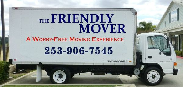 Friendly Mover, Puyallup