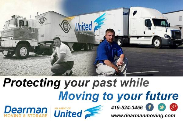 Dearman Moving & Storage Company, Mansfield