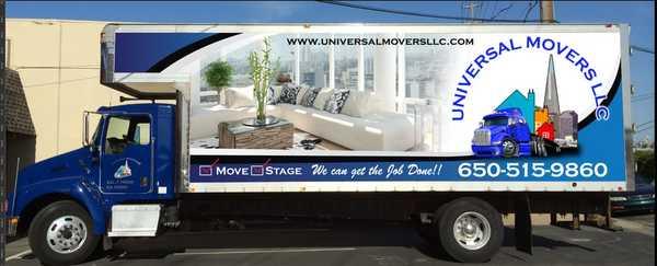 Universal Movers, LLC, San Leandro