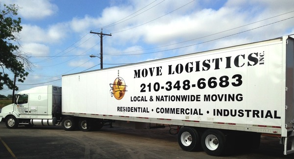 Move Logistics Inc., San Antonio
