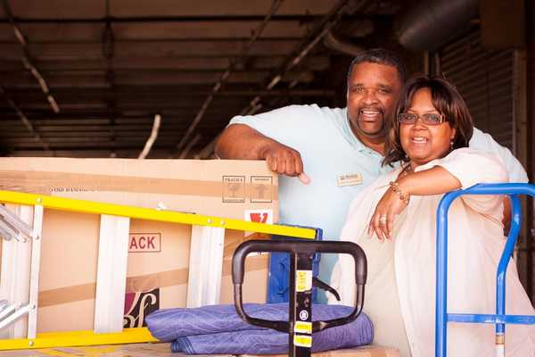 HD Auston Moving Systems, Greenville