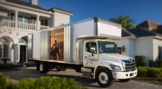 Superstar Movers, Tustin