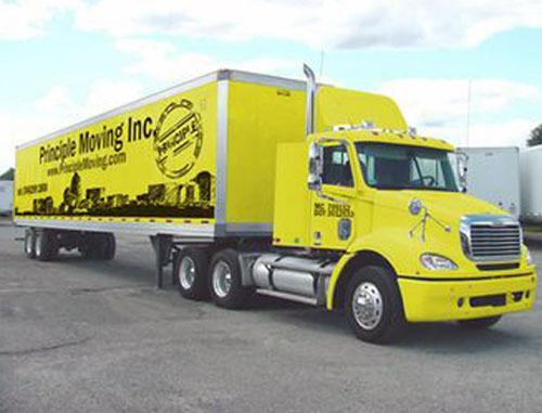 Principle Moving Inc, Charlotte