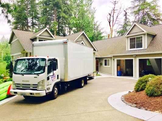 Move For Less, Everett