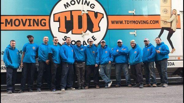 TDY Moving & Storage, Brooklyn