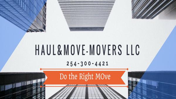 Haul & Move-Movers LLC, Robinson